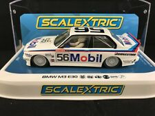 C3929 SCALEXTRIC BMW M3 E30 MOBIL PETER BROCK BATHURST 1988  1:32 scale