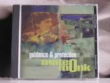 MATEO MONK - GUIDANCE & PROTECTION CD VERY GOOD+ SANKOFA BLACKSTAR