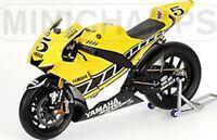 MINICHAMPS 053005 053095 073005 083005 YAMAHA YZR-M1 bike COLIN EDWARDS 1:12th