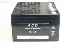 Batterie 12v pour Onduleur MGE Pulsar Ellipse 1200 X 2 livraison réduite