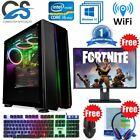 Phantom Gaming Pc Computer Bundle Intel Quad Core I5 8gb 1tb 2gb Gt710 Win 10