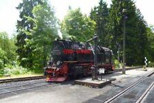 PHOTO  2012 GERMANY HARZ RAILWAY DRIE ANNEN HOHNE 99 7245-6