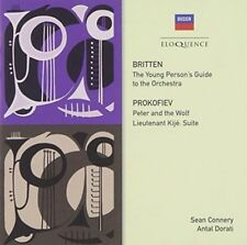 Britten: Young Person's Guide to the Orchestra; Prokofiev: Peter and the Wolf...