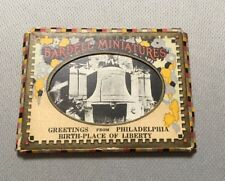 Bardell Miniatures c1925 pack 15 Photos And Illustrations Philadelphia