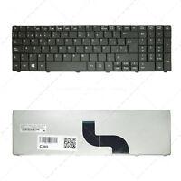 Spanish Keyboard for Acer MP-09G36E0-6981W PK130PI1B18   Black Ver.3
