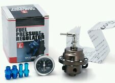 New Tomei Universal Fit Fuel Pressure Regulator Kits With Meter Type-L JDM.