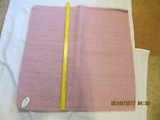 Weaver Leather new with tags New Zealand wool saddle pad lavender 34 X 34 1/2