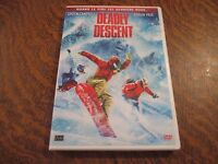 dvd deadly descent avec chuck campbell & adrian paul