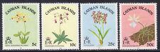 CAYMAN ISLANDS #535-538, 1985 SET/4, VF, MINT NH