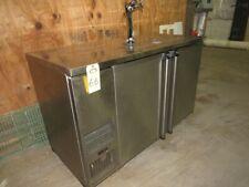Micro Matic Mdl. Mdd58S-E Direct Draw Keg Refrigerator/Dispenser