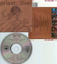 JUDAS PRIEST-PRIEST...LIVE!-1987-USA-COLUMBIA RECORDS CGK 40794 DIDP 070510-CD-M