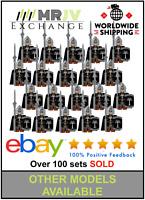 21 Minifigures Elf Elves Gondor LOTR Toy Army Sets Spears Building Block 4