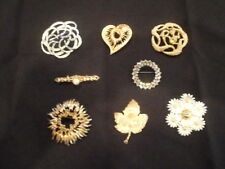 Women's Brooches (8)