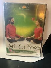 sri sri yoga DVD  relaxation  inspired by sri sri Ravi Shankar