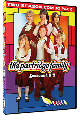 The Partridge Family: Seasons 1 & 2 DVD