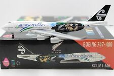 Netmodels 1:500 Air New Zealand boeing 747-400 World Rugby Cup 1999 all blacks