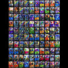 100Pcs 89 GX+11 Trainer Pokemon Cards Holo Flash Trading Card Mixed Kids Gift