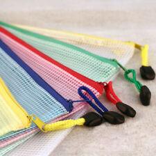 A3 Plastic Zippy Bags Zip File Storage Document Folder Protective Wallet Bag
