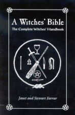Witches Bible Witch Wicca Wiccan Satanic Occult Black Arts Religion Ritual Rites