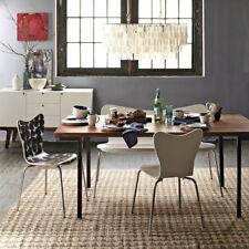 Mediterranean Rectangle Shell Living Dining Room Chandelier Pendant Lamp