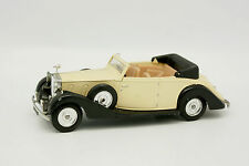 Solido SB 1/43 - Rolls Royce Phantom III Crème et Noire