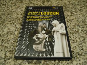 K. PENDERECKI - THE DEVILS OF LOUDUN - JANOWSKI - ARTHAUS MUSIK 1 DVD