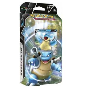 Pokémon V Blastoise V Battle Deck - IN STOCK