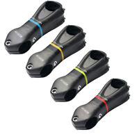 UD Carbon Stems 10 degree Mountain Road Bike Handlebar Stem 28.6*31.8mm 80-120mm