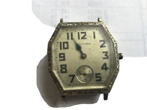 WALTHAM 15 Jewel Watch Grade 365