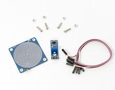 50x50mm sensor de lluvia las salpicaduras de agua humedad para Arduino Raspberry Pi DIY