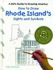 How to Draw Rhode Island's Sights and Symbols (A Kid's Guide to-ExLibrary