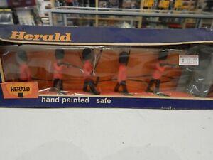 Herald Models made in Hong Kong box 4206 Guards