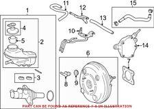Genuine OEM Power Brake Booster for Toyota 4461002630
