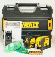 DeWalt DW0883CG Green-Line & Spot Laser Combo Kit DW088CG + DW083CG - NEW