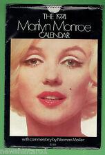 #T68.  1974  MARILYN  MONROE   CALENDAR