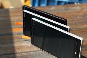 "Original Unlocked Nokia Lumia 930 5"" GPS 4G LTE Wifi NFC 32GB 20MP Radio"