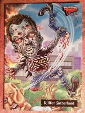 2007 TOPPS  HOLLYWOOD  ZOMBIE#  59   KILLFOR SUTHERLAND*WKY321