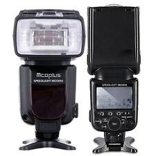 Mcoplus MCO-910 i-TTL Flash Speedlite 1/8000s GN60 5600K for Nikon Camera SB910