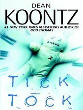 Dean KOONTZ / TICK TOCK    [ Audiobook ]