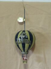 Danbury Mint Pittsburgh Panthers 2005 Christmas Victory Balloon Ornament