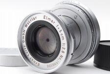 【AB- Exc】 Leica Elmar 5cm 50mm f/2.8 M Mount Rangefinder Lens M3 M4 JAPAN Y3375