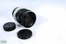 Nikon Nikkor 135mm F/2.8 Q Non AI NPK Manual Focus Lens {52}