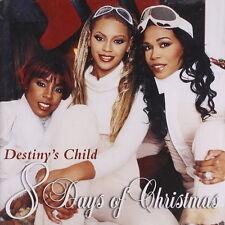 CD Album Destiny`s Child 8 Days Of Christmas (White Christmas) Sony Columbia