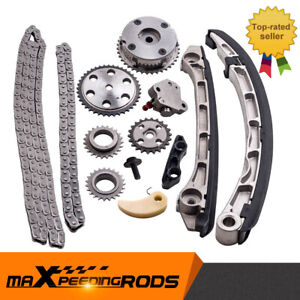 Timing Chain Kit +VVT Acuator For Mazda 3 6 CX-7 speed6 speed3 2.3L 06-12 L3-VDT