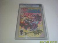 Transformers #6 CGC 9.4 Marvel Vintage Comic Book Megatron Shockwave Prime Ark