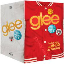 Glee (Complete Seasons 1-4) NEW PAL Cult 26-DVD Set Chris Colfer Jane Lynch