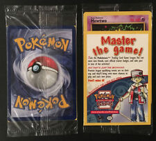 Mewtwo Promo Pokémon Individual Cards