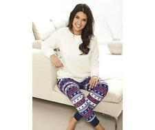 BNWT NEW LADIES YOUR STYLE SUPERSOFT LOUNGE SWEATER SMALL 8 10 12 TOP PYJAMAS