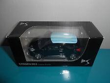 10.04.17.1 Citroën DS3 DS 3 2010 noir toit bleu Norev 3 inch 1/64