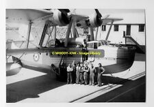 rp4044 - Flying Boat Saro London on Saunders Roe Slip at East Cowes - photo 6x4